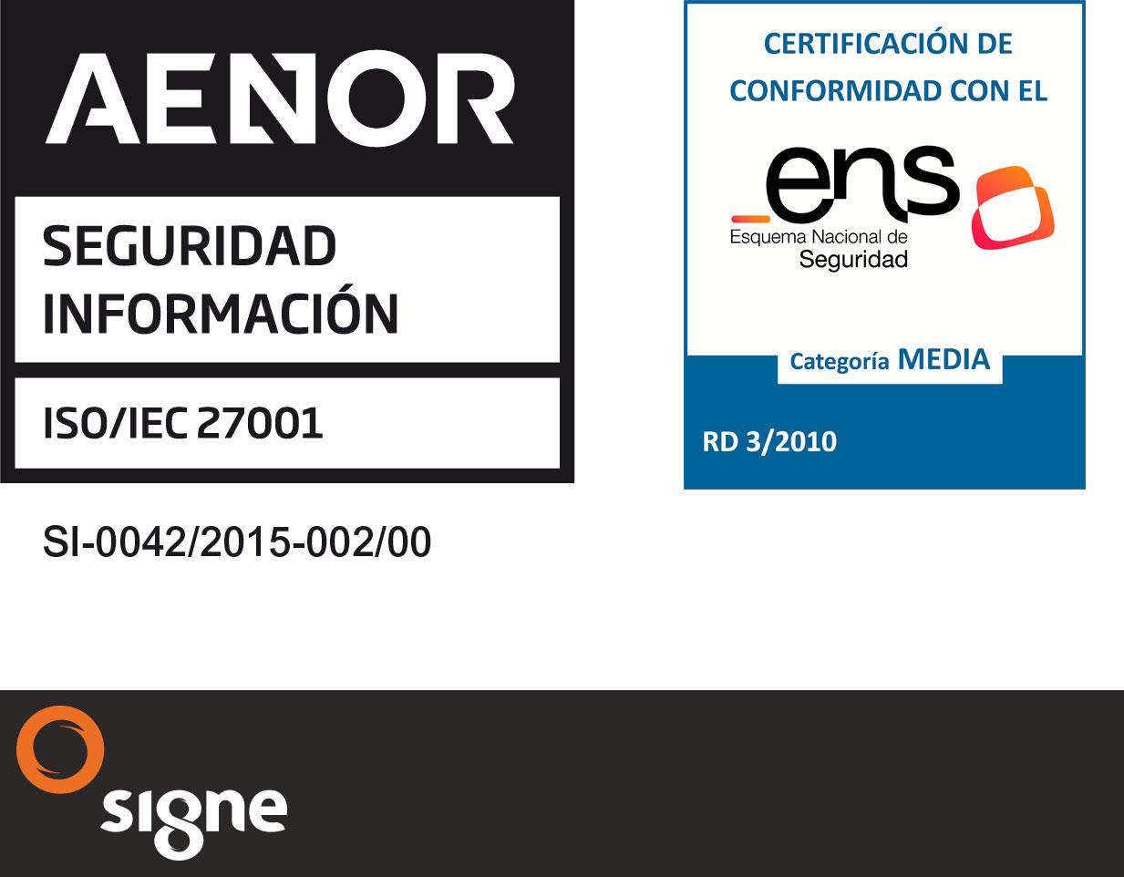 CALIDAD: LA ISO 27001 de Sistemas de gestión de la seguridad de la información